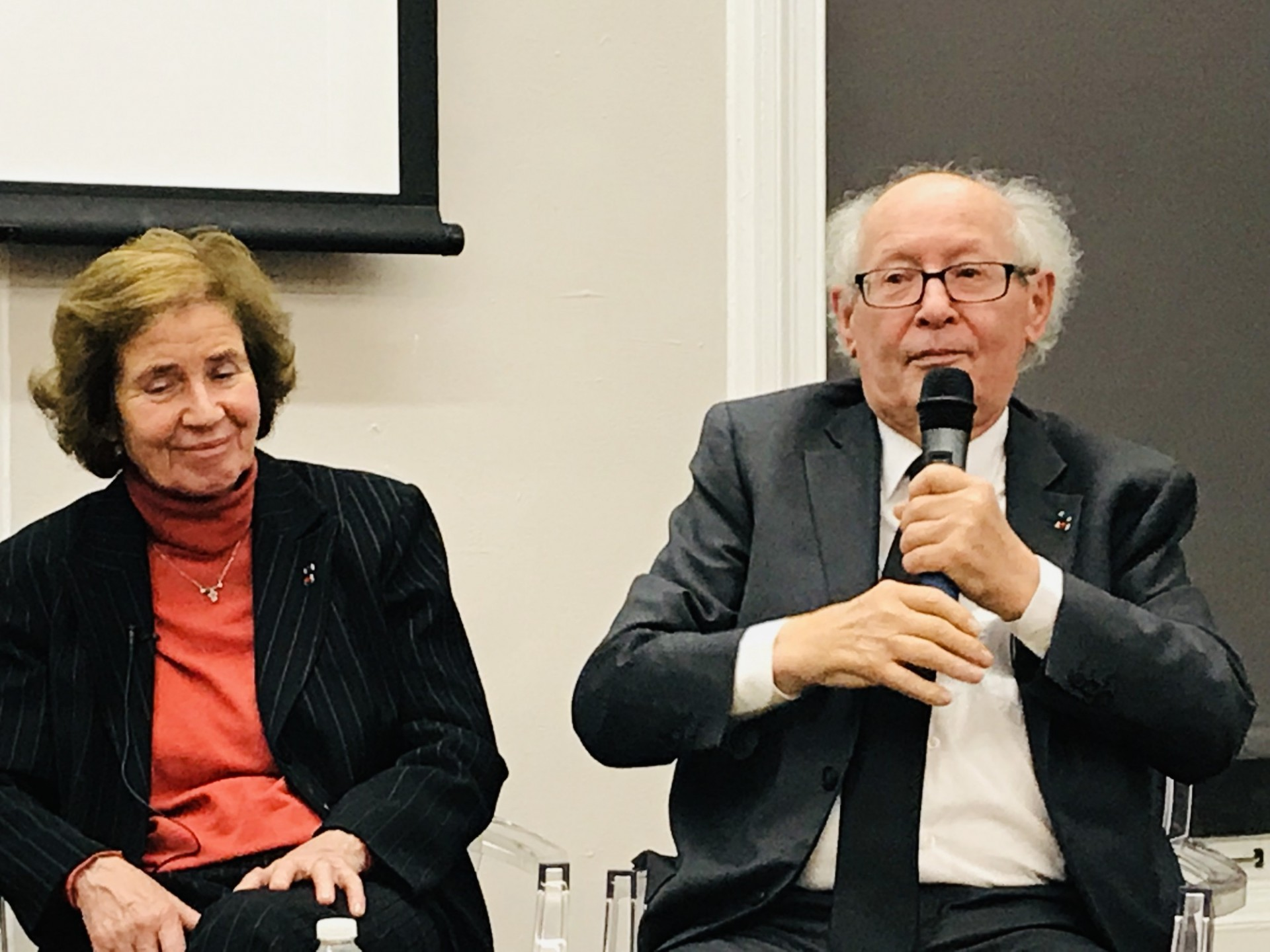 The Future of Memory. Serge and Beate Klarsfeld, in conversation with Clémence Boulouque