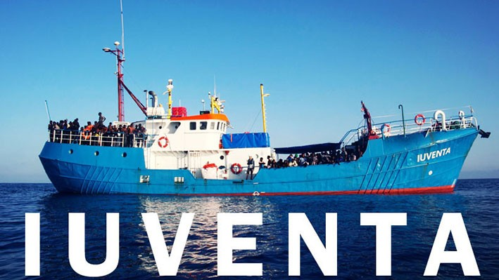 Image of ship Iuventa